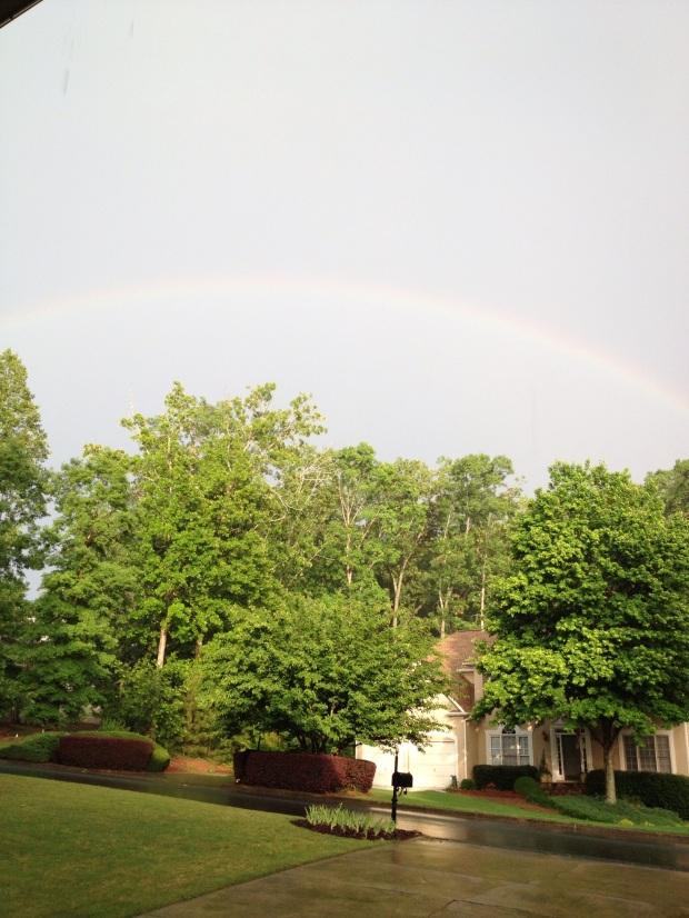 rainbow in the '05